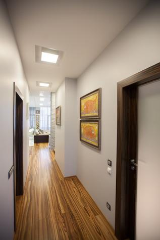 Квартира. коридор из проекта Квартира в современном стиле, фото №81049