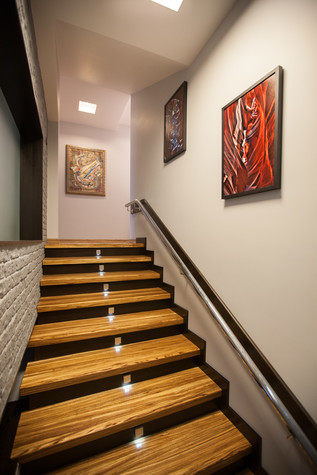 Квартира. коридор из проекта Квартира в современном стиле, фото №81048