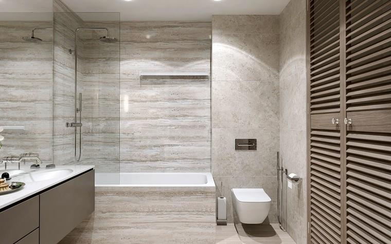 Квартира. ванная из проекта ЖК Измайловский, фото №81564