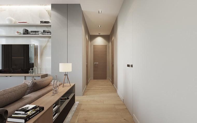 Квартира. коридор из проекта ЖК Измайловский, фото №81560