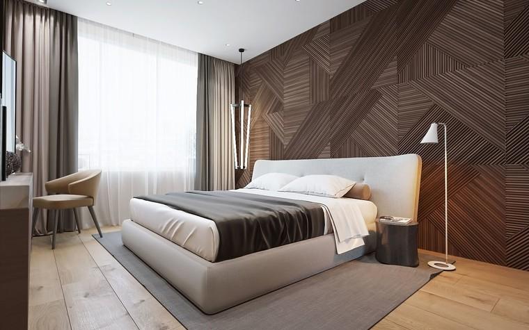 Квартира. спальня из проекта ЖК Измайловский, фото №81561