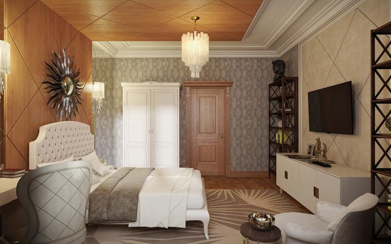 спальня - фото № 83149