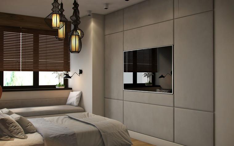 Квартира. спальня из проекта SCHUKINSKAYA FLAT, фото №83222