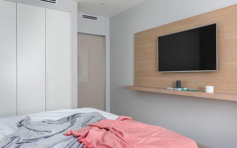 Квартира. спальня из проекта Желтый дом, фото №83801