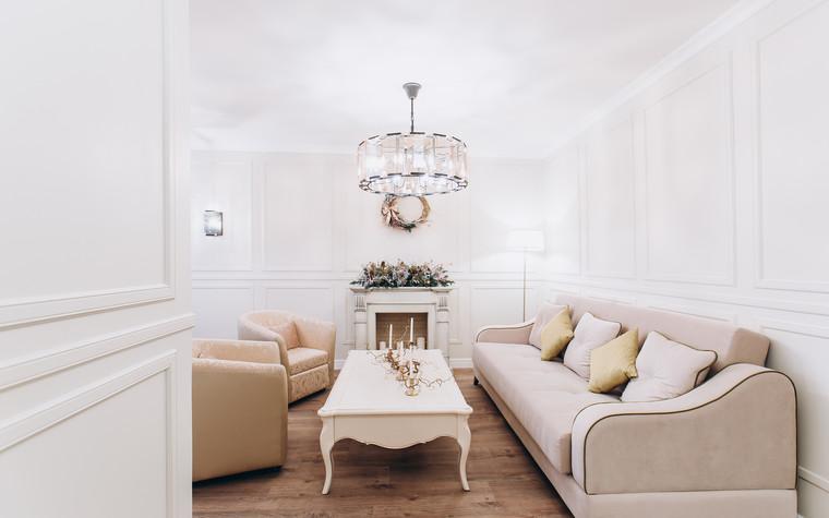 Квартира. гостиная из проекта Ideal classic, фото №84064