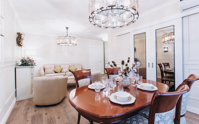 Квартира. столовая из проекта Ideal classic, фото №84076