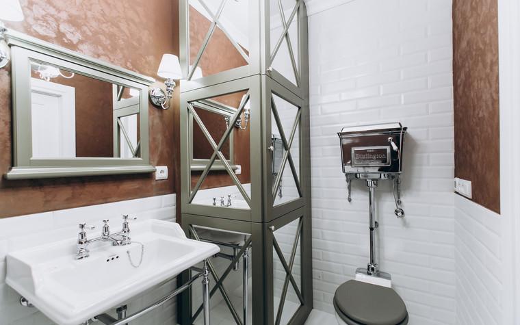 Квартира. ванная из проекта Ideal classic, фото №84078