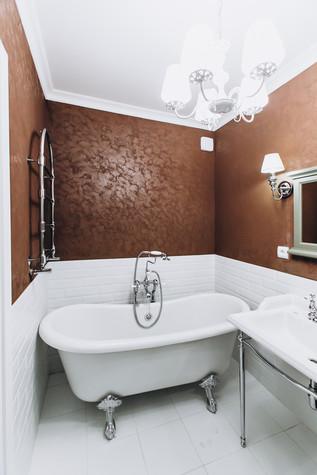 Квартира. ванная из проекта Ideal classic, фото №84079