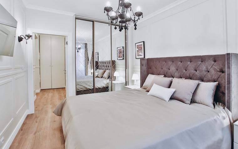 Квартира. спальня из проекта Ideal classic, фото №84080