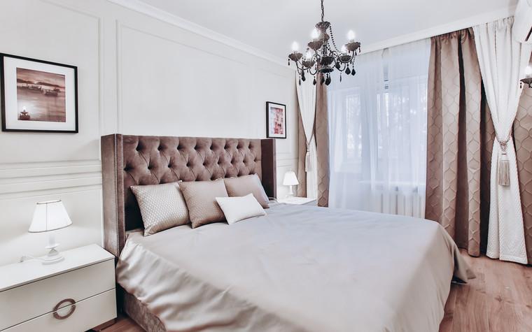 Квартира. спальня из проекта Ideal classic, фото №84081
