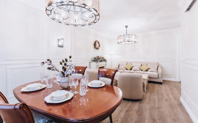 Квартира. столовая из проекта Ideal classic, фото №84074