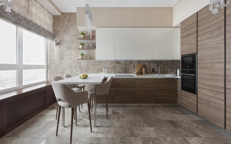 Квартира. кухня из проекта Милый дом, фото №84797