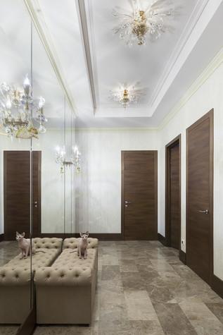 Квартира. прихожая из проекта Милый дом, фото №84809