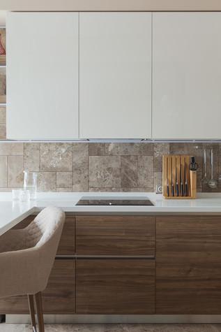 Квартира. кухня из проекта Милый дом, фото №84798