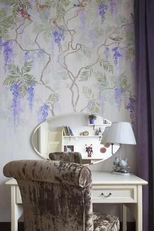 Квартира. спальня из проекта Милый дом, фото №84803