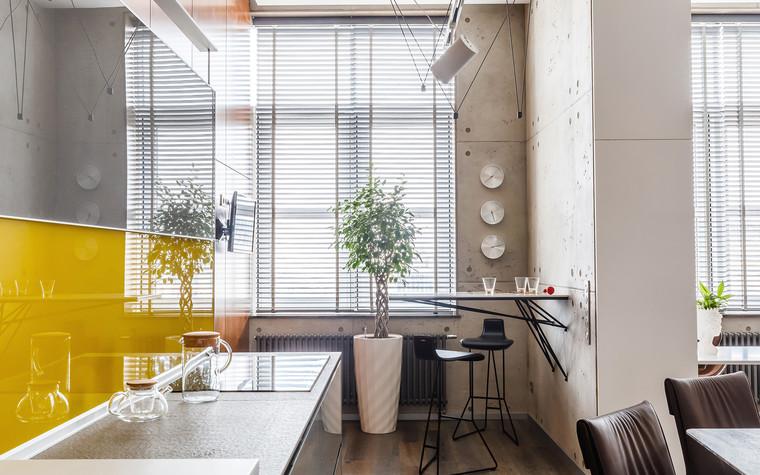 Квартира. кухня из проекта БОЛЬШОЙ, фото №86925