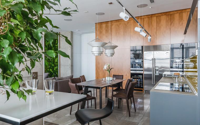 Квартира. кухня из проекта БОЛЬШОЙ, фото №86926