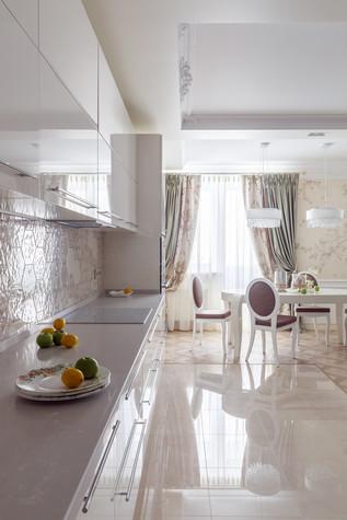 Квартира. кухня из проекта Мечты сбываются, фото №90732