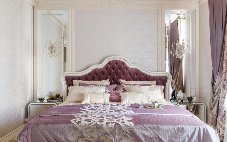 Квартира. спальня из проекта Мечты сбываются, фото №90744