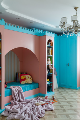 Квартира. детская из проекта Мечты сбываются, фото №90751