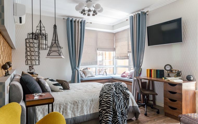 Квартира. спальня из проекта Мечты сбываются, фото №90740