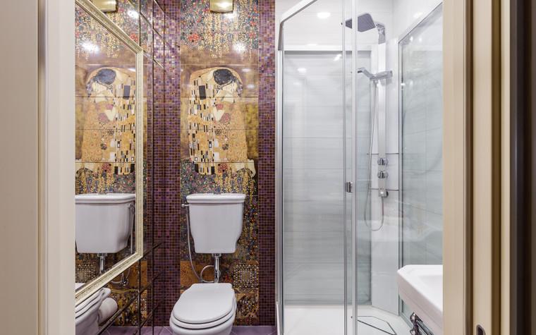 Квартира. ванная из проекта Мечты сбываются, фото №90758