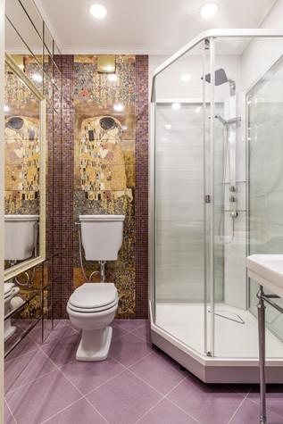 Квартира. ванная из проекта Мечты сбываются, фото №90759
