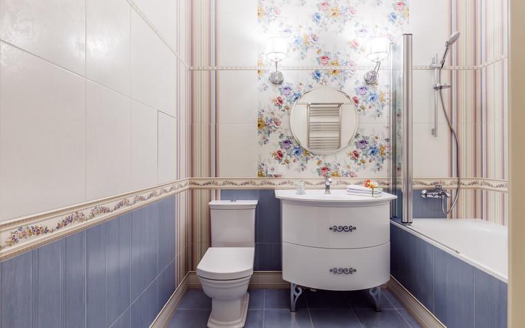 Квартира. ванная из проекта Мечты сбываются, фото №90760