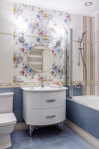 Квартира. ванная из проекта Мечты сбываются, фото №90761