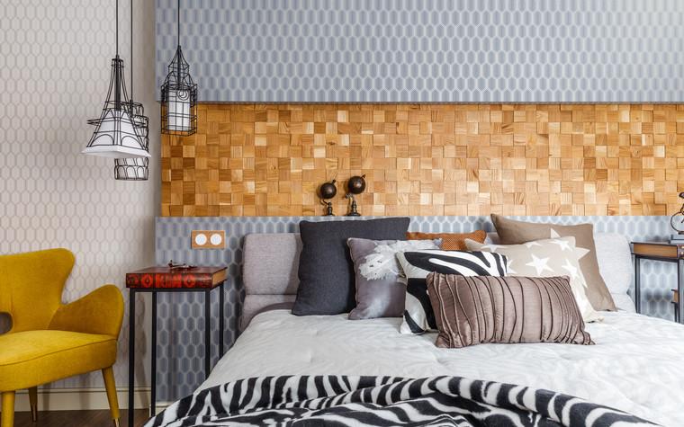 Квартира. спальня из проекта Мечты сбываются, фото №90742