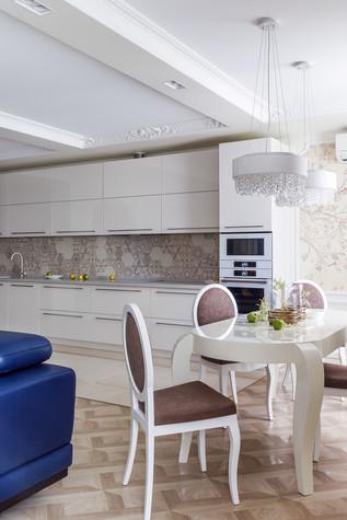 Квартира. кухня из проекта Мечты сбываются, фото №90729