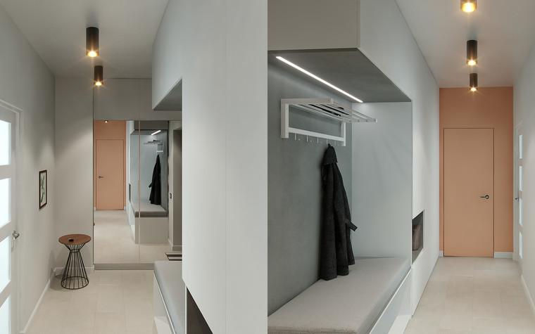 Квартира. прихожая из проекта Квартира в Калининграде, фото №90934