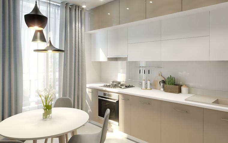 Квартира. кухня из проекта Квартира в Калининграде, фото №90928