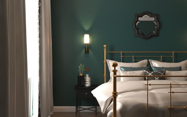 Квартира. спальня из проекта По следам Возрождения, фото №91842