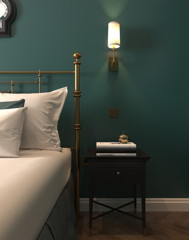 Квартира. спальня из проекта По следам Возрождения, фото №91844