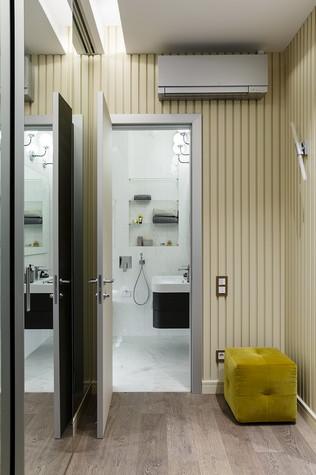 Квартира. прихожая из проекта «Интерьер для миллениала», фото №91867
