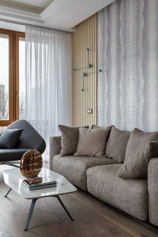 Квартира. гостиная из проекта «Интерьер для миллениала», фото №91863