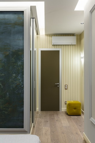 Квартира. прихожая из проекта «Интерьер для миллениала», фото №91865