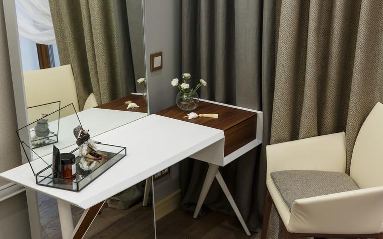 Квартира. спальня из проекта «Интерьер для миллениала», фото №91871