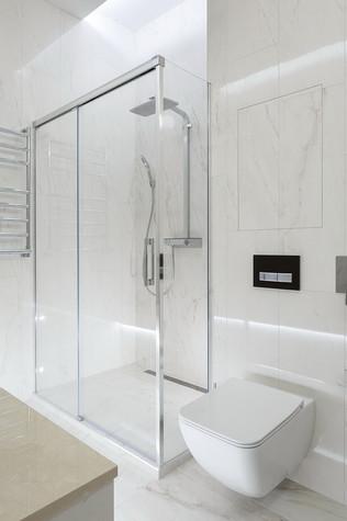 Квартира. ванная из проекта «Интерьер для миллениала», фото №91868