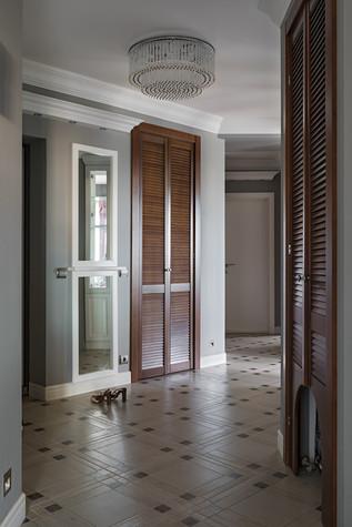 Квартира. холл из проекта Эклектика в Минске, фото №92133
