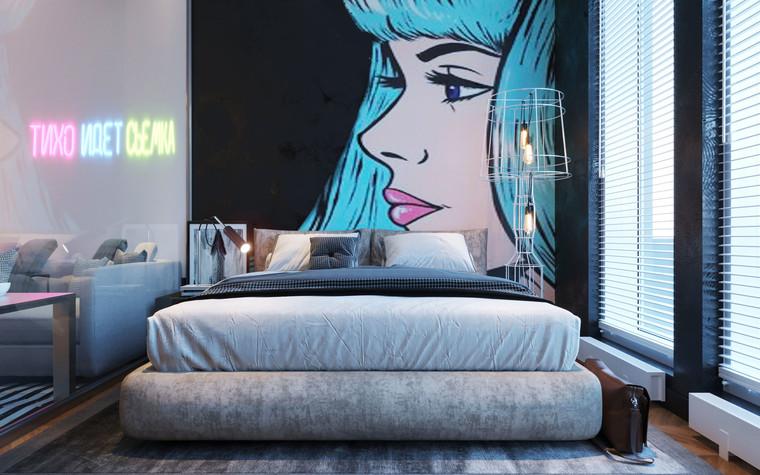 спальня - фото № 92780