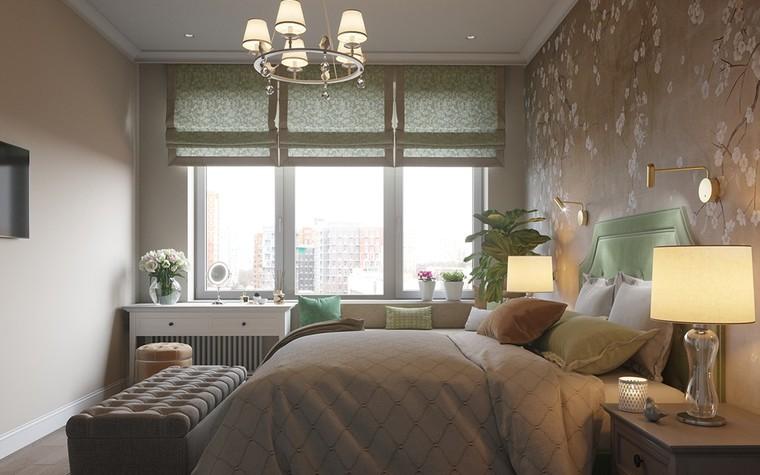 спальня - фото № 94358