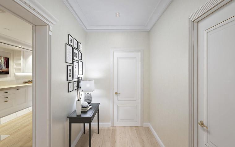 Квартира. коридор из проекта Семейная идиллия, фото №94722