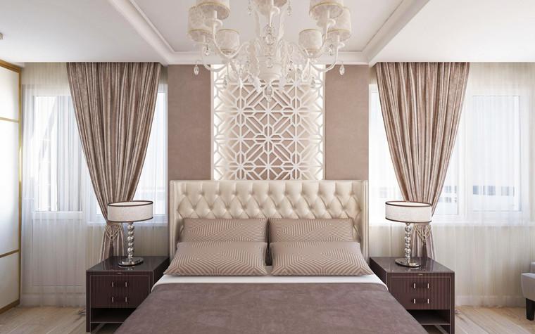 Квартира. спальня из проекта Семейная идиллия, фото №94714