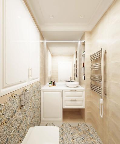 Квартира. санузел из проекта Семейная идиллия, фото №94735