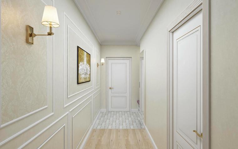 Квартира. коридор из проекта Семейная идиллия, фото №94723