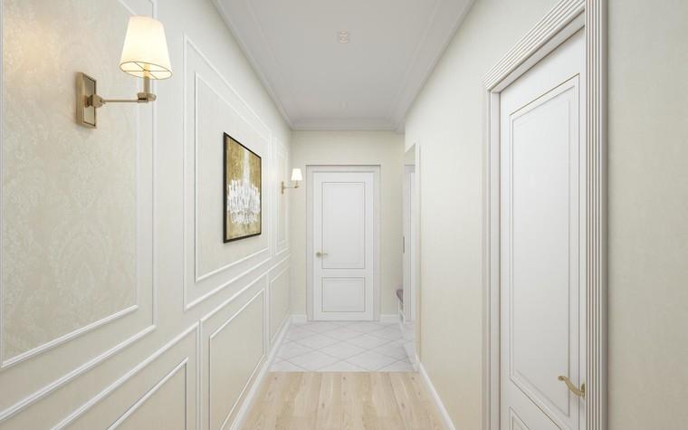 Квартира. коридор из проекта Семейная идиллия, фото №94724