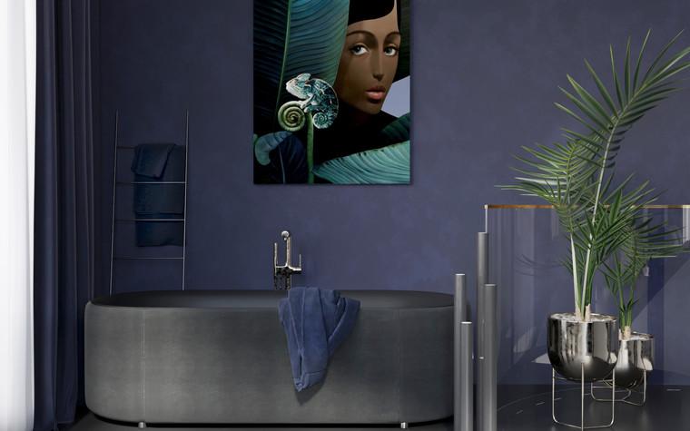 Квартира. спальня из проекта Квартира в ЖК 5 Звезд, фото №95121