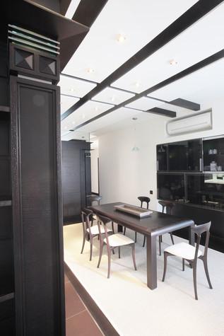Квартира. кухня из проекта Иллюзия бесконечности, фото №96224